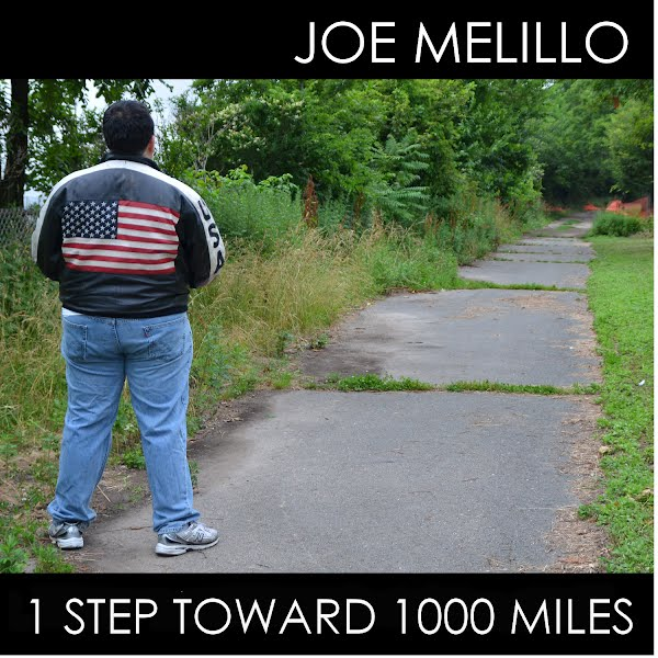 1 Step Toward 1000 Miles Album Cover